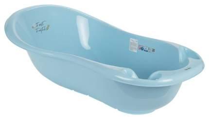 Ванночка для купания Tega Baby Лесная сказка 102 см голубой