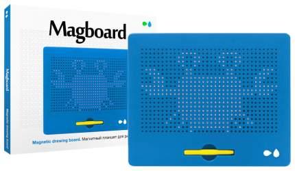 Магнитный планшет для рисования Назад к истокам Magboard синий