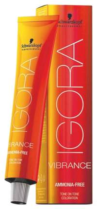 Краска для волос Schwarzkopf Igora Vibrance 6-66 темный русый шоколадный экстра 60 мл