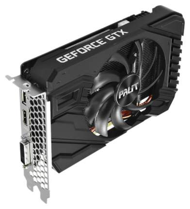 Видеокарта Palit nVidia GeForce GTX 1660 (PA-GTX1660 StormX OC 6G)
