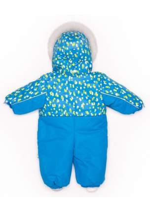 Комбинезон детский Malek-Baby голубой р.104