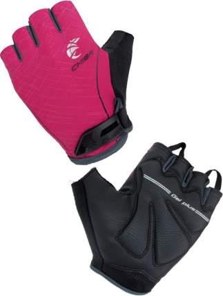 Перчатки для фитнеса Chiba Lady Air, розовые/черные, 7,5