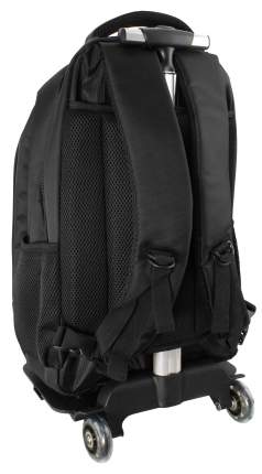 Рюкзак на колесах Proffi Travel PH9741 черный 24 л