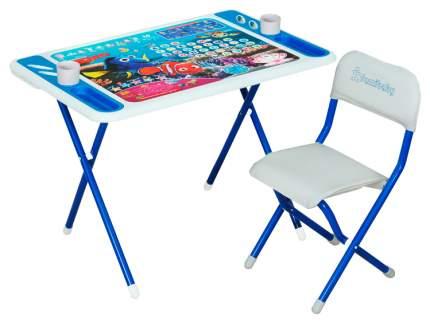Набор мебели Damibaby evro (бело-синий) В поисках Немо у3-05