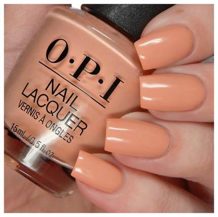Лак для ногтей OPI Nail Lacquer NLP43 I Archeologically Dig You 15 мл