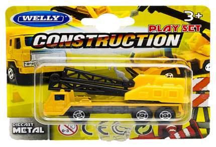 Welly 98310 Модели строительной техники в ассортименте