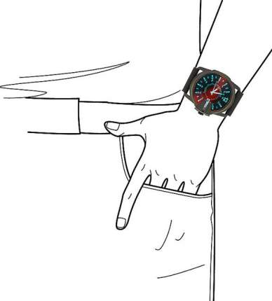 Наручные часы кварцевые мужские Diesel DZ 1657
