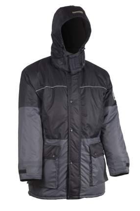 Костюм для рыбалки Huntsman Арктика, серый/черный, 44-46 RU, 166-174 см