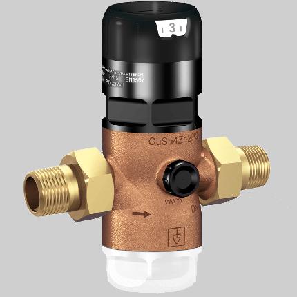 Редуктор давления Goetze G06F-3/4C (SP)