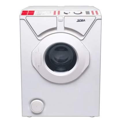 Комплект стиральная машина Eurosoba 1100 Sprint и раковина Кувшинка Элеганс
