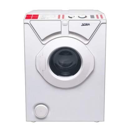 Комплект стиральная машина Eurosoba 1100 SPrint Plus и раковина Кувшинка Элеганс