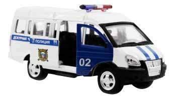 Полицейская машина Play Smart р41124