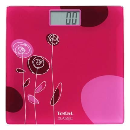 Весы напольные Tefal Drawing Bloom PP1114 Розовый