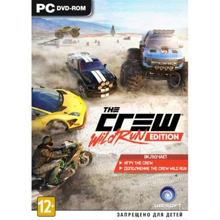 Игра для PC The Crew Wild Run Edition