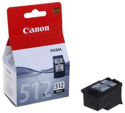 Картридж для струйного принтера Canon PG-512 черный, оригинал