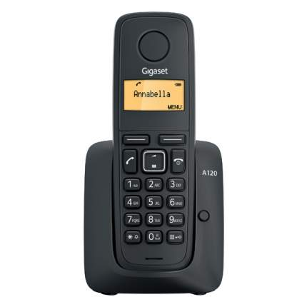 Телефон DECT Gigaset A120 Black