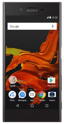 Смартфон Sony Xperia XZ SS 32Gb Mineral Black (F8331)