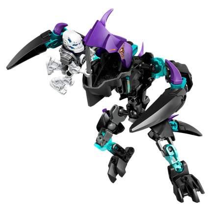 Конструктор LEGO Hero Factory кусачий монстр против стормера 44016