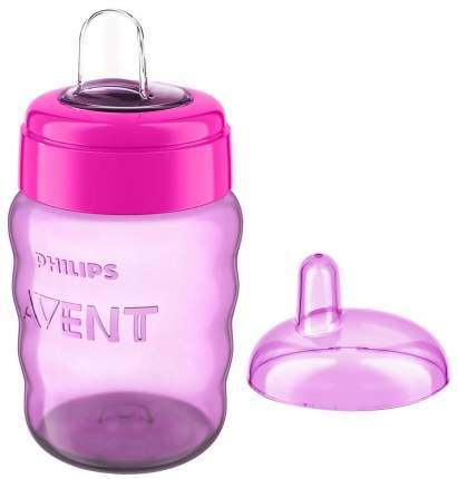 Чашка-непроливайка Philips Avent с мягким носиком SCF553/00, 260 мл