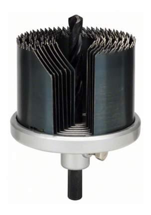Коронка универсальная для дрелей, шуруповертов Bosch 25-63 мм 2608584062