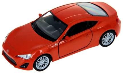 Коллекционная модель Welly Toyota 86 43669 1:34