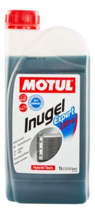 Антифриз MOTUL Inugel Expert Ultra G13 синий концентрат 1л