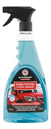 Очиститель стёкол зимний Autoprofi, 500мл
