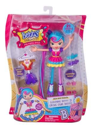 Кукла Betty Spaghetty Циркачка Бетти