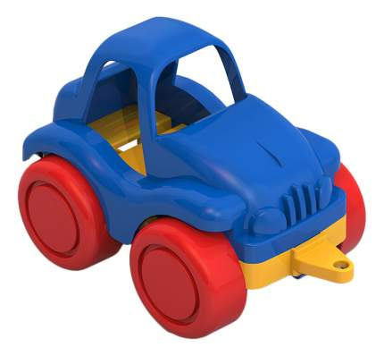 Машина легковая Нордпласт Нордик синяя