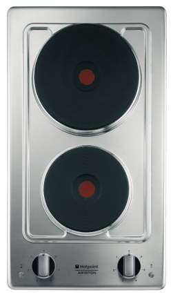 Встраиваемая варочная панель электрическая Hotpoint-Ariston DK 02 IX /HA Silver