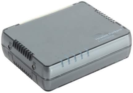 Коммутатор HP 1405-5G v3 JH407A Серый