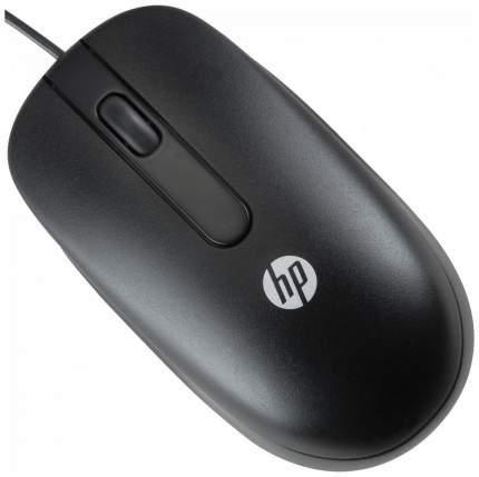 Проводная мышка HP H4B81AA Black