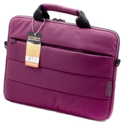 """Сумка для ноутбука 13.3"""" Jet.A LB13-04 Violet"""