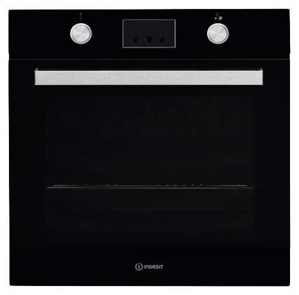 Встраиваемый электрический духовой шкаф Indesit IFW 65Y0 J BL Black