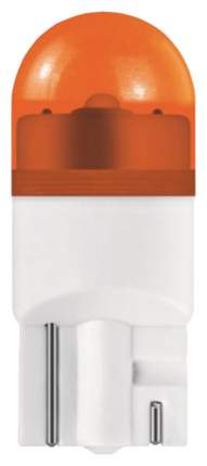 Лампа светодиодная автомобильная OSRAM Retrofit 2000K 12VW5W Yellow (2855YE-02B)