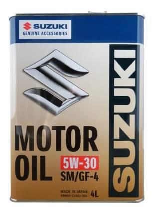 Моторное масло SUZUKI SM/GF-4 SAE 5W-30 (4л)