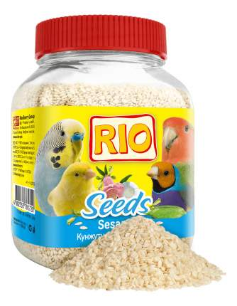 Лакомства для птиц RIO Кунжут, 250г