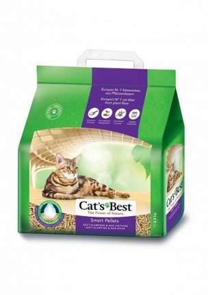 Наполнитель для туалета Cats Best Древесный, Комкующийся 10 л 5 кг