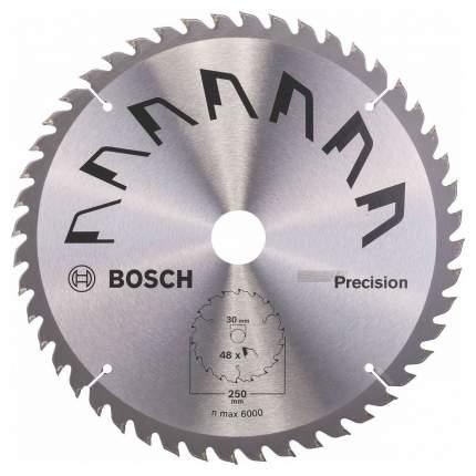 Диск пильный Bosch Precision 250x30мм 48зуб. (2609256879)