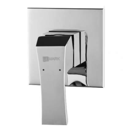 Смеситель для встраиваемой системы LEMARK Unit LM4523C серебристый
