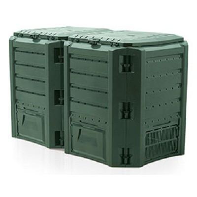 Компостер садовый Prosperplast Module IKSM800Z-G851 800л