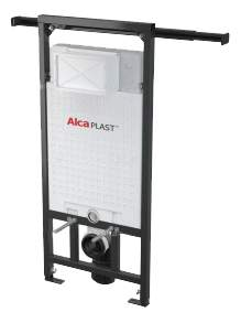 Инсталляция для унитаза AlcaPlast Садромодуль белый (A101/1200A)
