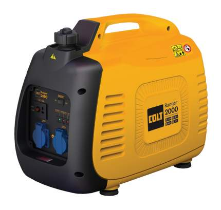 Инверторный генератор Colt Ranger 2000 желтый (499608)