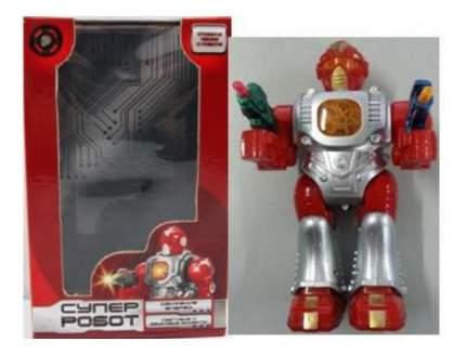 Интерактивный робот Играем Вместе Супер робот красный