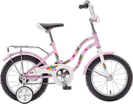 Велосипед Novatrack 18 (2017), розовый (181TETRIS.PN7)