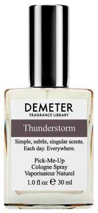 Духи Demeter Fragrance Library Гроза (Thunderstorm) 30 мл