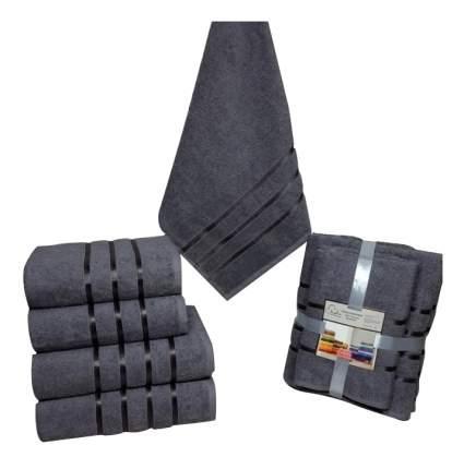 Набор полотенец Aisha черный