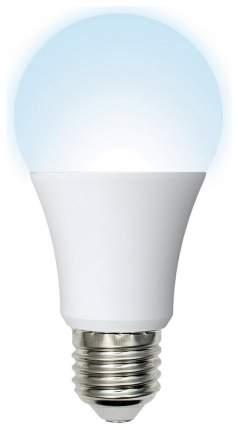 Лампа светодиодная диммируемая (10695) E27 8W 4500K шар матовый LED-A60-8W/NW/E27/FR/DIM/O