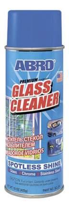 Очиститель стекол ABRO, спрей 425 г (GC-290)