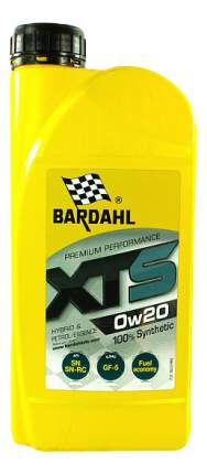 Моторное масло Bardahl XTS 0W-20 1л